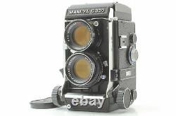 N Mint Mamiya C330 Pro TLR Sekor DS 105mm f/3.5 Blue Dot Lens From JAPAN#105