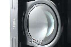 N, Mint Meter Works YASHICA MAT 124 G 6x6 TLR Medium Format + 80mm F/3.5 #537