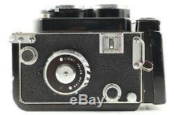 N. Mint Overhauled Minolta Autocord L Rokkor 75mm f3.5 TLR Camera from JAPAN