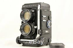 NEAR MINT- MAMIYA C330 Pro TLR Body + SEKOR DS 105mm f/3.5 Lens from JAPAN