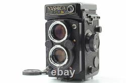 NEAR MINT Meter Works Yashica Mat 124G 6x6 TLR Medium Format Camera From JAPAN