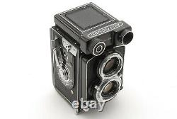 NEAR MINT Minolta Autocord CDS TLR Camera 75mm f3.5 Lens From JAPAN FedEx