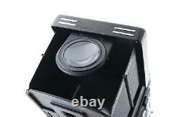 NEAR MINT ROLLEIFLEX T TLR + Carl Zeiss Tessar 75mm F/3.5 Lens from JAPAN