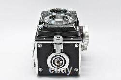 NEAR MINT ROLLEIFLEX T TLR + Carl Zeiss Tessar 75mm F3.5 Lens Japan #1516