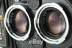 NEAR MINTWithCaseYASHICA Mat 124G TLR Film Camera Yashinon 80mm F/3.5 From Japan