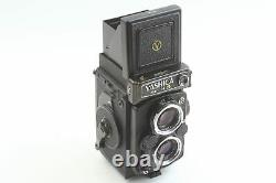 Near MINT Boxed with Case Yashica Mat 124G TLR Film Camera 80mm f/3.5 From JAPAN