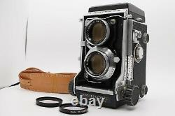 Near MINT Mamiya C3 Professional TLR Body Sekor 105mm f/3.5 Lens From Japan