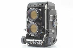 Near MINT Mamiya C330 Pro Film Camera TLR SEKOR DS 105mm f/3.5 Lens From JAPAN