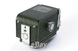 Near MINT&RARE FUJIFILM Fujicaflex TLR Film Camera Fujinar f/2.8 8.3cm #398