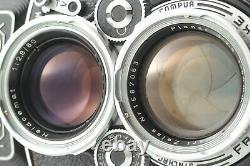 Near MINT Rolleiflex 2.8D TLR Planar 80mm F/2.8 Lens From JAPAN