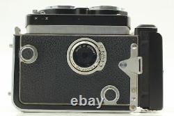Near MINT- Rolleiflex 3.5A type 2 Late TLR Tessar 75mm f3.5 Carl Zeiss JAPAN