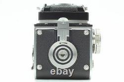 Near MINT Rolleiflex T Model III TLR Camera Zeiss Tessar 75mm f3.5 From JAPAN