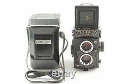 Near MINT Yashica MAT 124G 6x6 TLR Medium Format Film Camera From JAPAN