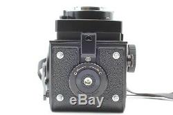 Near MINTYashica Mat 124G 6x6 TLR Medium Format with 80mm f/3.5 from Japan #409