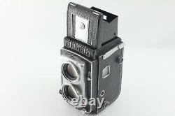 Near Mint FUJI FUJICAFLEX TLR Film Camera Fujinar 8.9cm F2.8 From Japan #2056