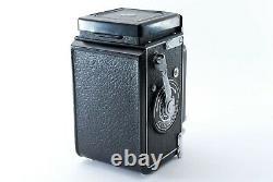 Near Mint MINOLTA AUTOCORD 6x6 TLR Film Camera 75mm w lens from japan
