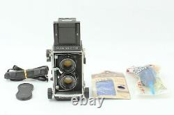 Near Mint Mamiya C220 Pro TLR Camera with 80mm f3.7 Lens from Japan #145