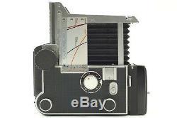 Near Mint Mamiya C3 Pro TLR Medium Format 6x6 with Sekor 105mm f/3.5 from JAPAN