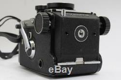 Near Mint Mamiya C330 Pro TLR camera with Sekor DS 105mm F3.5 blue dot from japan