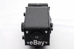 Near Mint Yashica Mat 124G 6x6cm TLR Film Camera Yashinon 80mm Lens from Japan