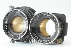 Near Mint byFedExMAMIYA C330 PRO TLR with SEKOR 80mm f2.8 Lens from Japan #1388