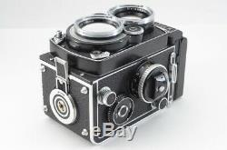 Near N Rollei Rolleiflex 2.8F White Face TLR Camera Planar 80mm F2.8 #191211o