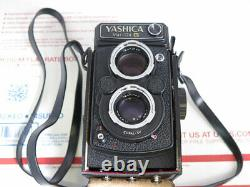 New YASHICA Mat 124G Medium Format TLR Film with case