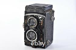 OLD ROLLEICORD DPR VINTAGE 6x6 Medium Format TLR film Camera withs COMPUR TESTED