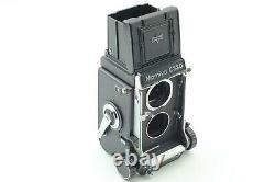 Overhauled MINT Mamiya C330 Pro S + Sekor S 80mm F2.8 Blue Dot Lens from JAPAN