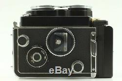 Overhauled Rolleiflex 2.8F TLR White Face with Planar 80mm f/2.8 Lens From JAPAN