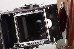 PRECIOSA CLASICA YASHICA MAT EM TLR 6X6 120 80 80mm GARANTIZADA CLA EXCELLENT