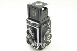 RARE EXC+4 Zeiss Ikon IKOFLEX Type Ic 6x6 TLR withTesser 75mm f/3.5 From Japan