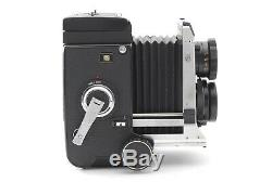 RARE EXC+++++ Mamiya C330 Pro S + DS 105mm F3.5 TLR 6x6 From JAPAN 1324