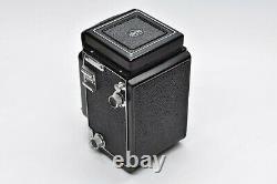 RARE MINT IN CASE MINOLTA AUTOCORD RG TLR Camera Rokkor 75mm f/3.5 Lens JAPAN