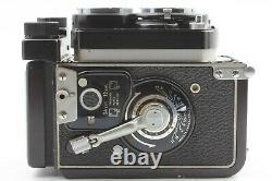 RARE NEAR MINT Read Minolta Autocord CDS III TLR Camera 75mm Lens From JAPAN
