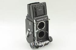 RARE UNUSED Mamiya C330 Pro F Sekor S 80mm f/2.8 Blue Dot 6x6 TLR From JAPAN