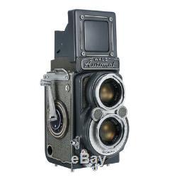 RARE! WALZ AUTOMAT 44 4X4 127 TLR FILM CAMERA VINTAGE W ZUNOW 60mm ROLLEIFLEX