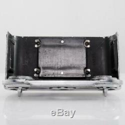 RARE Zeiss Ikon Contax Contaflex 35mm TLR Twin Lens Reflex Sonnar 5cm f/2 (BGN)