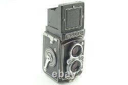 READ EXC+5 Rollei Rolleiflex 3.5 A TLR Camera Body Tessar 75mm f3.5 Lens JAPAN