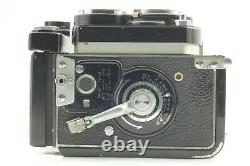 READ! EXC Minolta Autocord CDS III TLR with Rokkor 75mm f/3.5 Leather Case JAPAN
