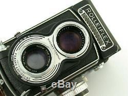 ROLLEI Rolleiflex T 6x6 TLR exposure meter Belichtungsmesser working läuft /20K