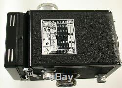 ROLLEICORD Vb 6x6 TLR Rollei Rolleiflex classic analog mechanic big SET gross