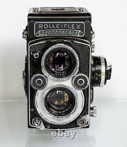 ROLLEIFLEX 3,5 F White Face PLANAR 75 mm