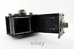 ROLLEIFLEX 3.5F DBP DBGM Carl Zeiss Planar 75mm f/3.5 (3641)