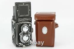 ROLLEIFLEX Automat MX 3.5A K4A 75mm f/3.5 Mint Condition Professionally Tes