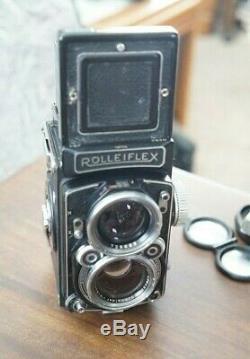ROLLEIFLEX TLR 80mm F 2.8 C. # 1467144