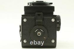 Rare! BOXED N MINT- TEXER Auto Mat 6x6 TLR Film Camera 75mm f/3.5 Lens JAPAN