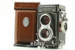 Rare MINT TELOS Mark Rollei Rolleiflex 3.5T TLR Film Camera Body From JAPAN