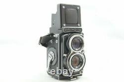 Rare Tokyo Kogaku Primo JR 4x4 127mm TLR withTopcor 6cm F2.8 from Japan #1800