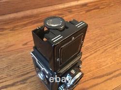 Refurbished! Rolleiflex 2.8D TLR Planar 80mm F/2.8 Lens